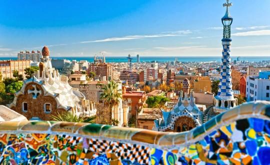 Glamping Spanje