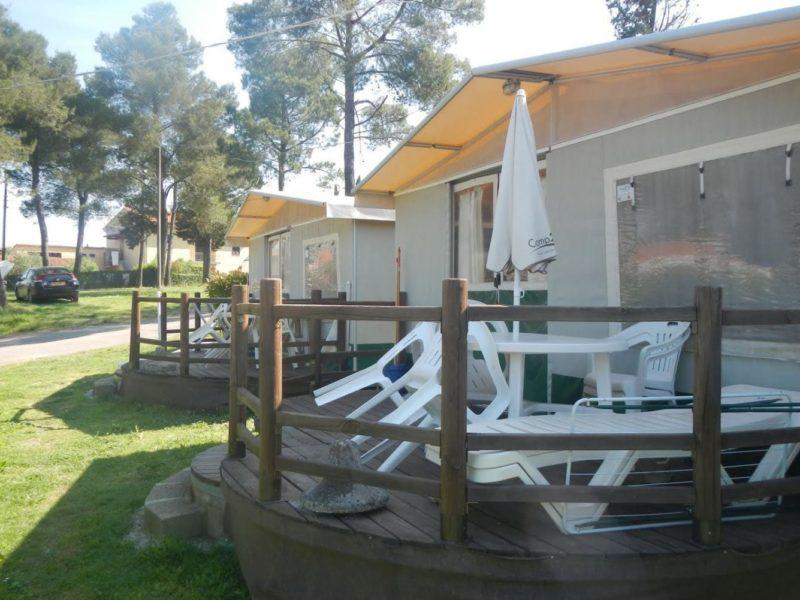 Camp2Relax lodgetent terras