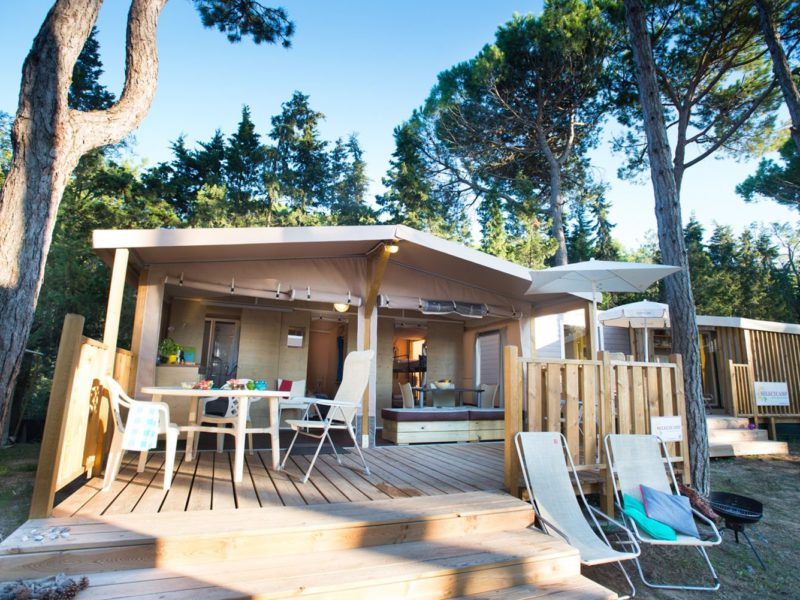 Lodgetent select deluxe - glamping
