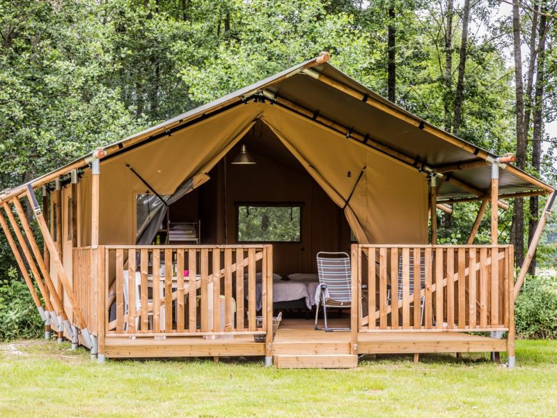 Safaritent - Domaine des Messires , glamping.nl