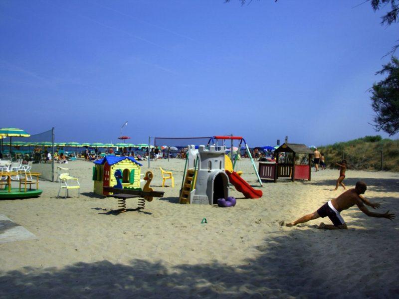 Village Adria strand