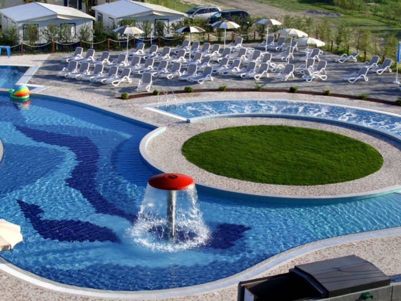 Village Adria zwembad