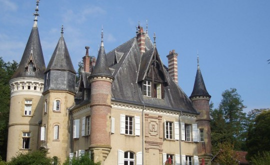 Château le Haget - Glamping.nl