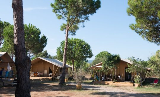 Orbetello Village - Glamping.nl