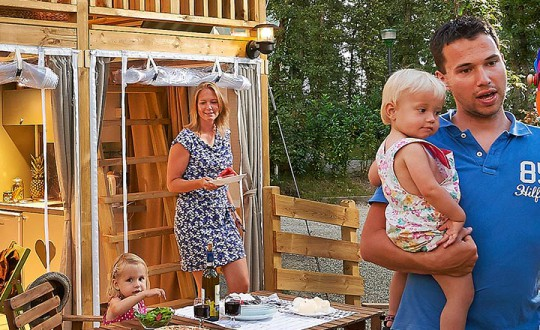 Vacanceselect wint Glamping Award!