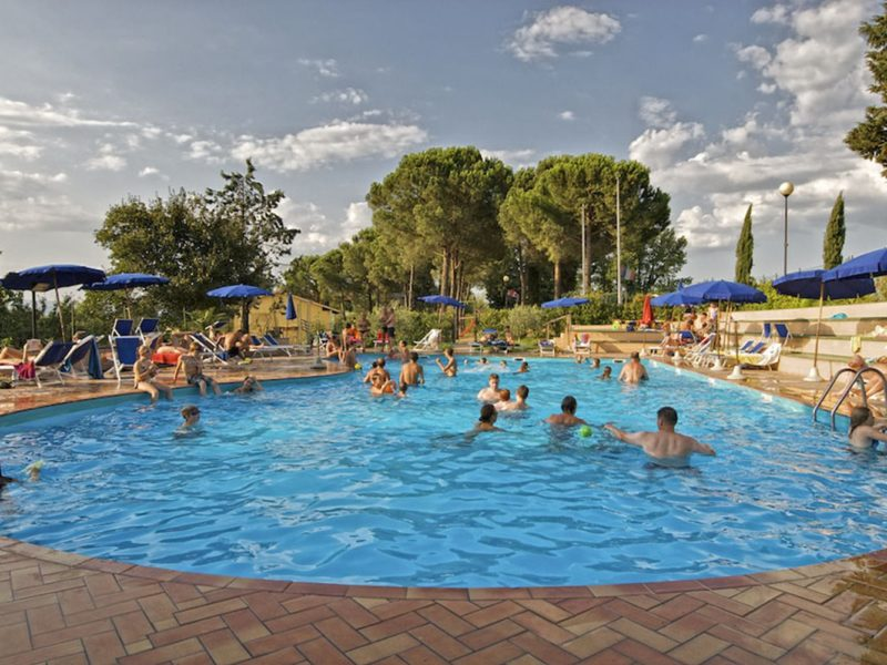 zwembad Toscana Village