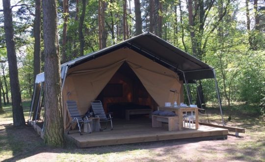 Am Blanksee - Glamping.nl