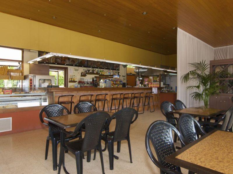 Tucan, in het restaurant