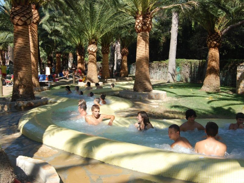 Torre del Sol zwembad