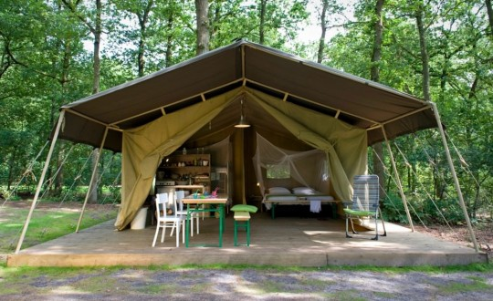 Glamping Vechtdal