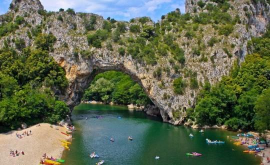 Glamping Ardèche