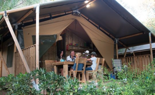 Rosselba Le Palme - Glamping.nl