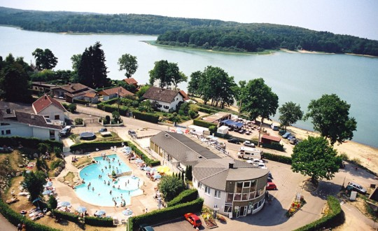 Club Lac de Bouzey - Glamping.nl