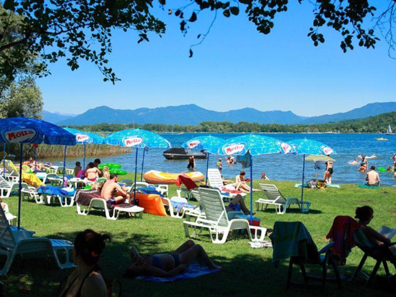 Glamping Lago Maggiore