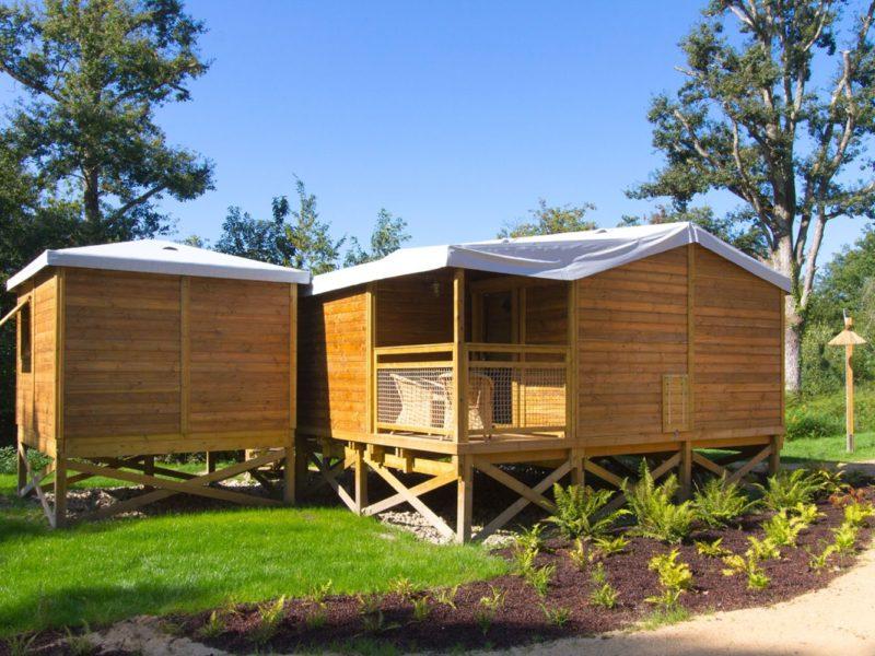 les alicourts resort glamping Explorer Lodge