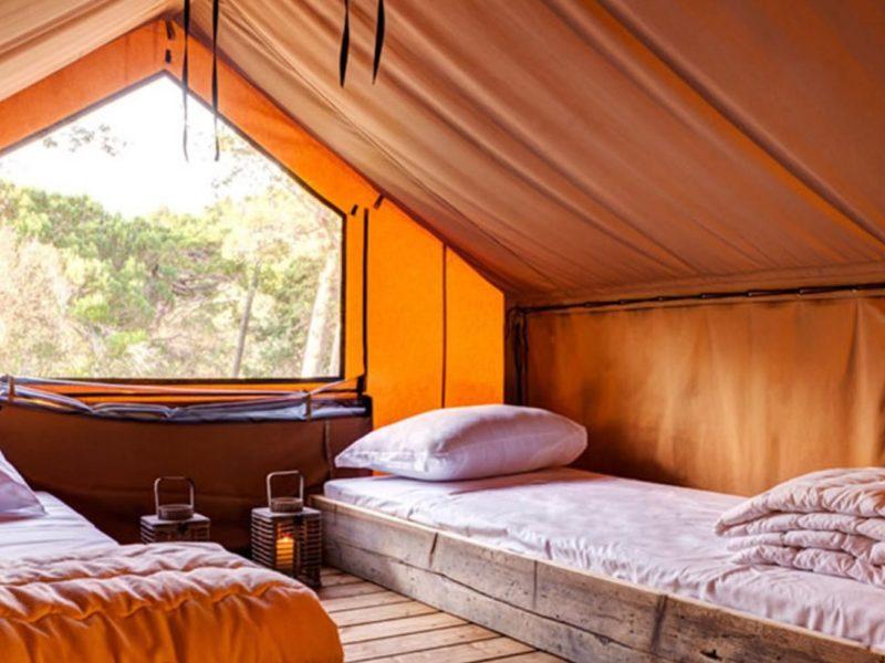 tendi safari lodge vide