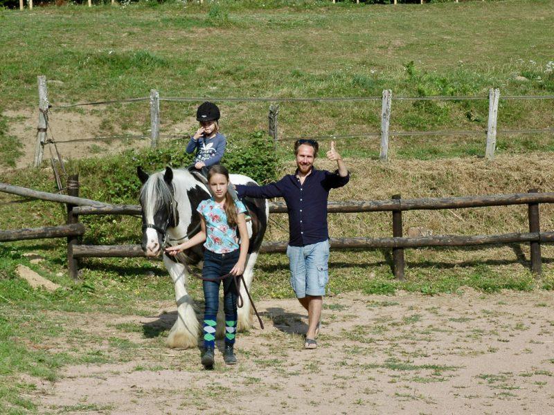 Paardrijden - Morvan Rustique, glamping.nl