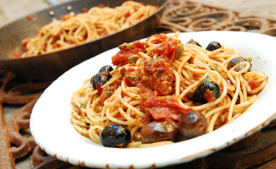 3 bijzondere Italiaanse pasta's