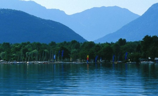 Het zuiverste meer van Frankrijk: Lac d'Annecy