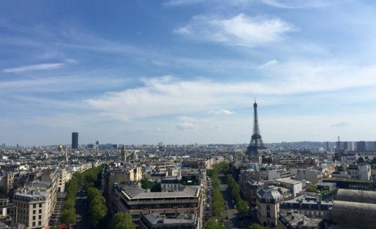Een weekend in Parijs