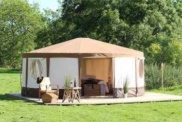 Dorset Country - Glamping.nl