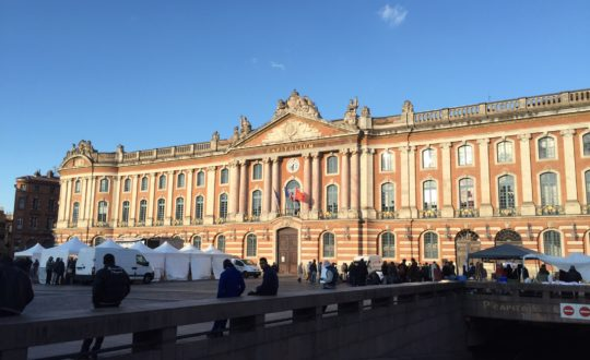 Stedentip: Toulouse