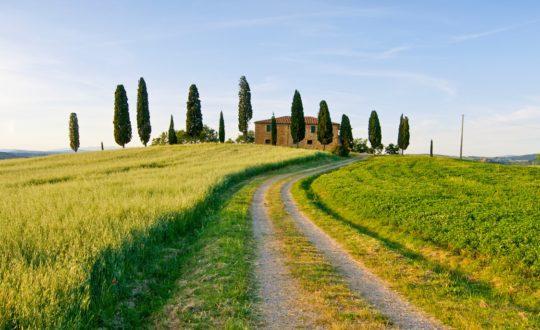 Glamping Toscane