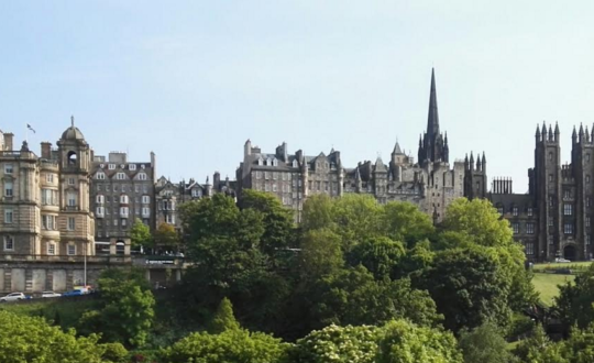 Stedentip: Edinburgh