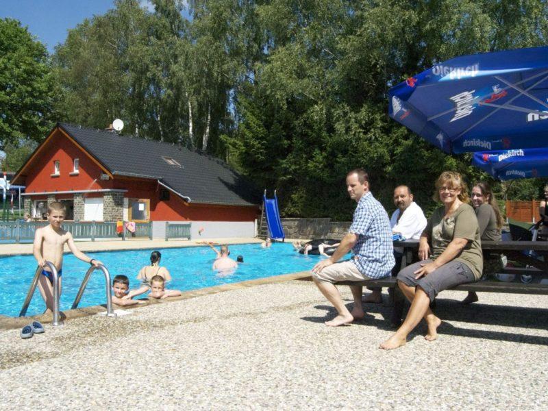 zwembad Fuussekaul