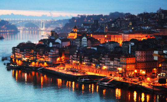Midweekje Porto
