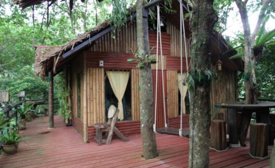 Khao Sok Tree House - Glamping.nl