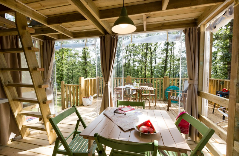 top 5 glamping accommodaties