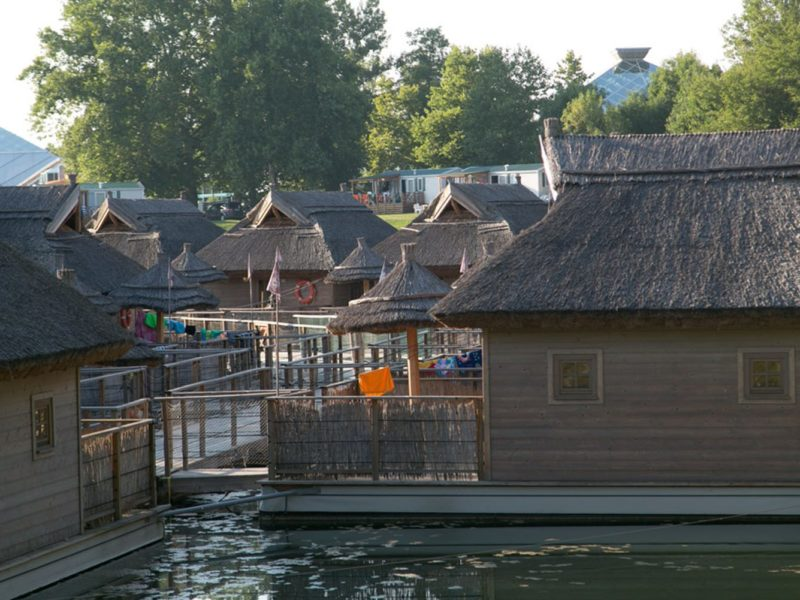 Glamping Terme Catez