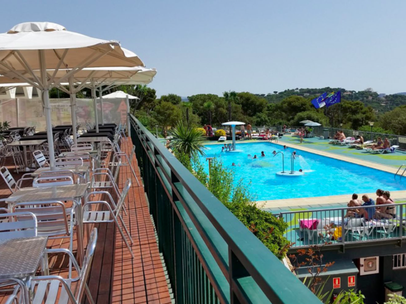 Zwembad Cala Gogo - Glamping