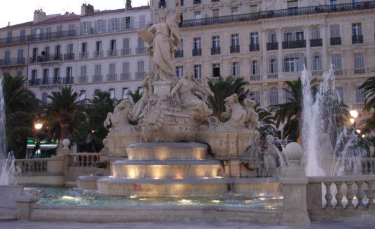 Een dagje naar Toulon