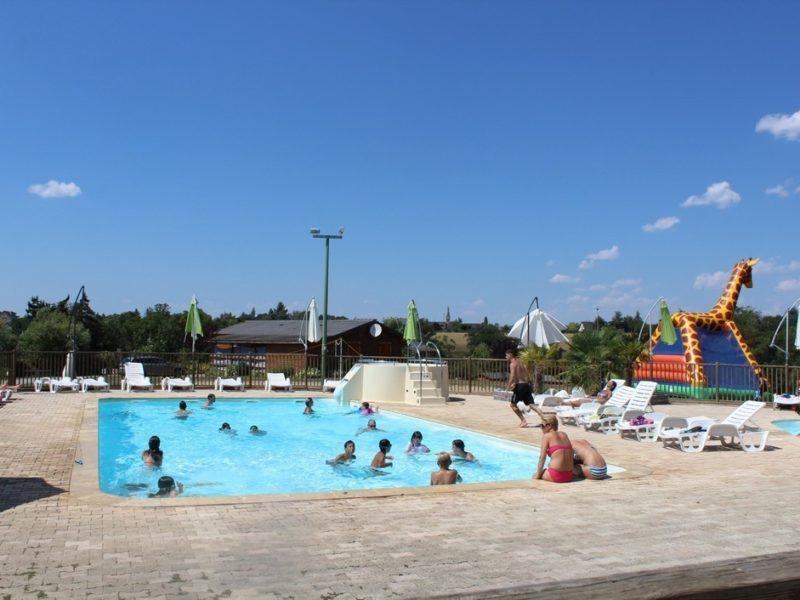 Zwembad Lac de Bonnefon