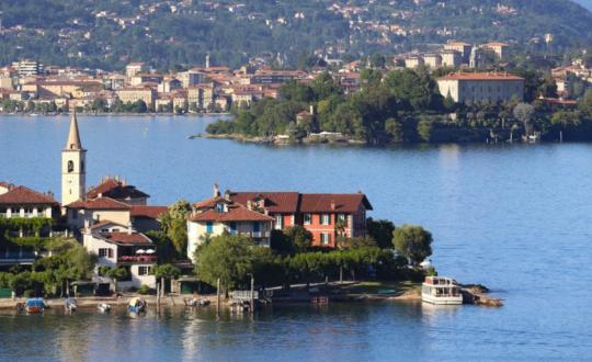 Glamping aan het Lago Maggiore