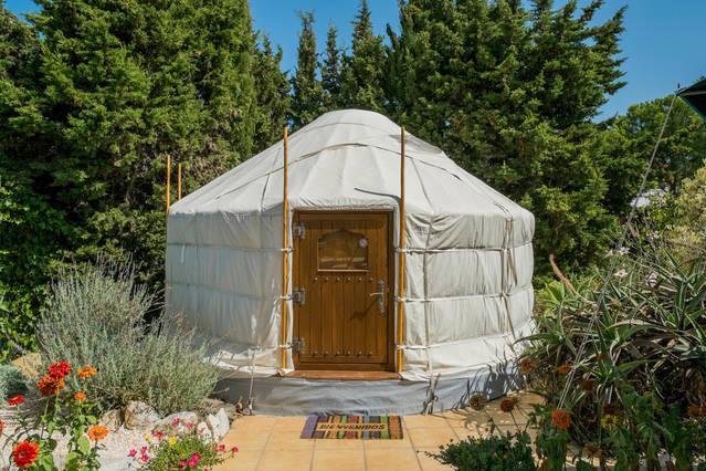5x de mooiste Yurts
