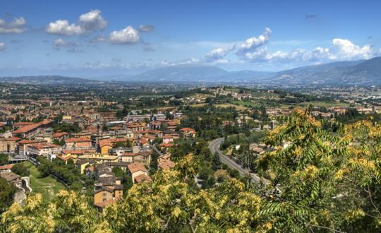 De mooiste glamping locaties in Umbrië