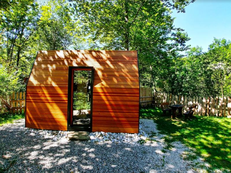 Cabin Glamping Kamp Koren