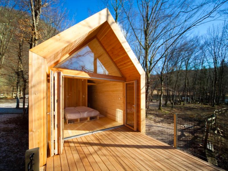 Tiny House Glamping Kamp Koren