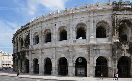 Top 5 bezienswaardigheden van Nîmes