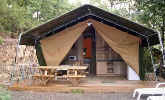 Barco Reale - Glamping.nl