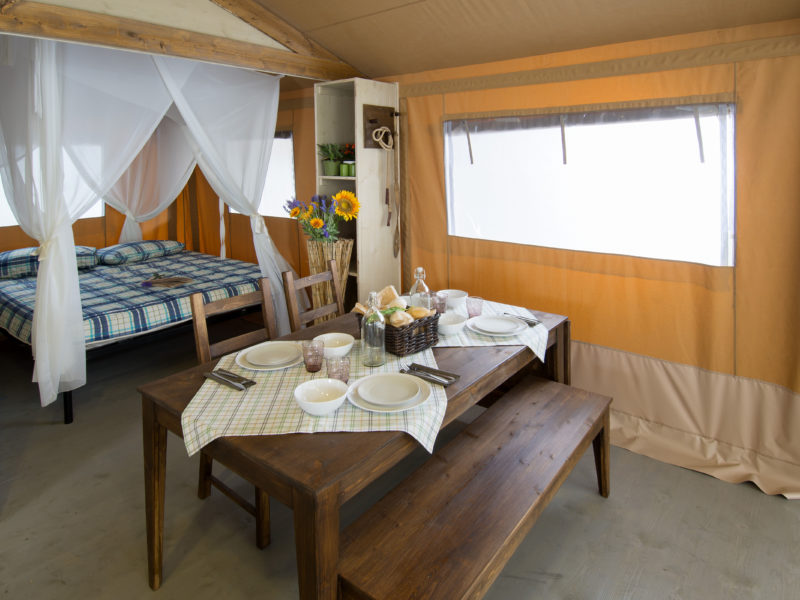 Maremma Sans Souci - Country Lodge, eethoek