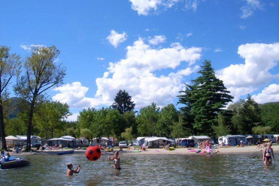 zomervakantie bij het lago maggiore
