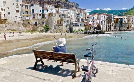 3x glamping op Sardinië