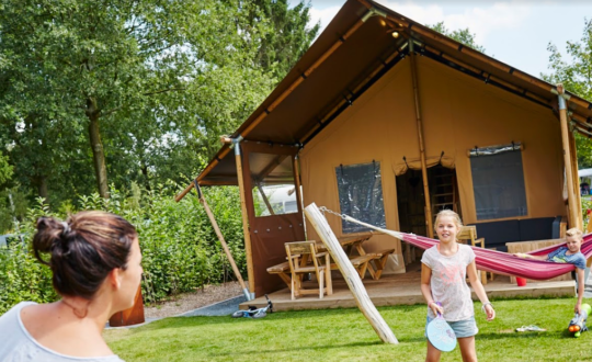 TerSpegelt - Glamping.nl