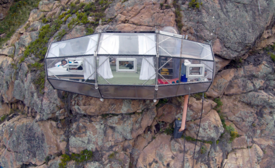 Skylodge Adventure Suites - Glamping.nl