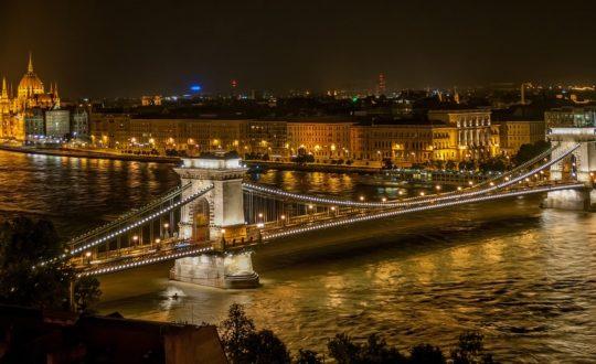 Stedentip: Budapest