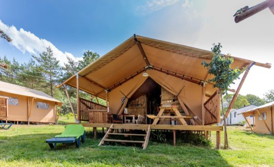 Lac de Thoux - Glamping.nl